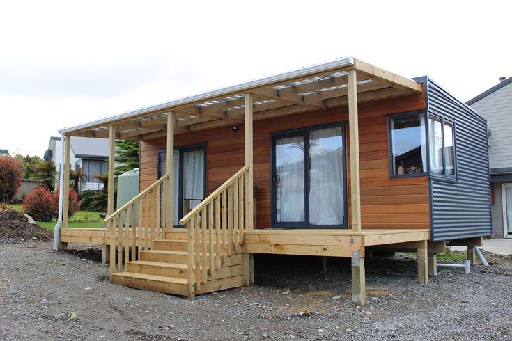 42 Ideas container van house design tiny homes for Veranda
