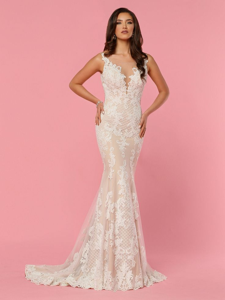 DaVinci Wedding Dresses Style #50445