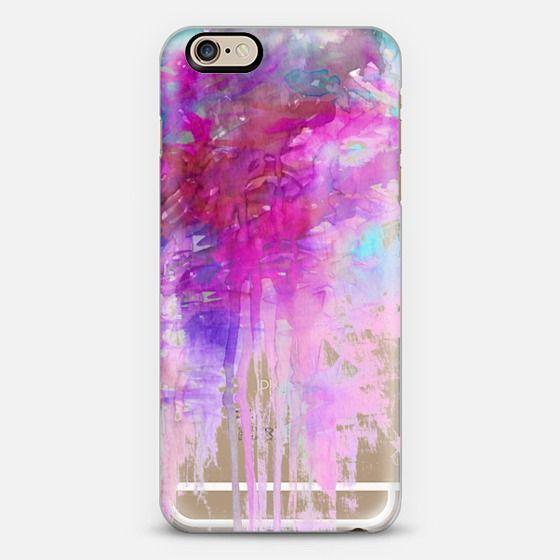 """Carnival Dreams 1"" by Artist Julia Di Sano, Ebi Emporium on @casetify, #Girly #Pastel #Pink #RoseQuartz #Pantone2016 #Bubblegum #Aqua Purple #Abstract #Watercolor #Painting #Transparent #Rain Clouds #Pretty Art Swirls Drip Whimsical #Chic #Feminine #Lovely #iPhoneCase #iPhone5 #iPhone6 #iPhone6s #iPhone6plus #iPhone6sPlus #SamsungGalaxy #android #tech #transparent #case"