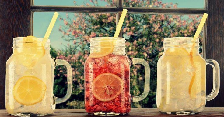 Comment faire des thés glacés maison pour célébrer le beau temps annoncé cette semaine!