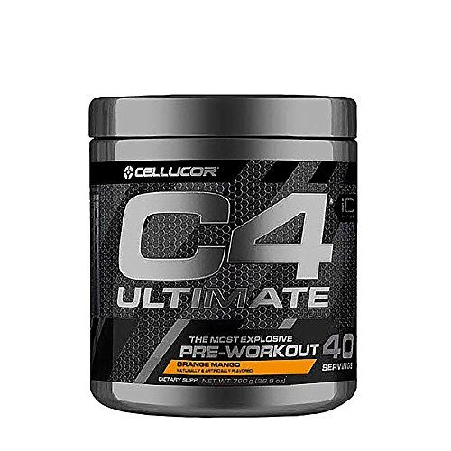 Cellucor C4 Ultimate Pre Workout Powder with Beta Alanine, Creatine Nitrate, Nitric Oxide, Citrulline Malate, and Energy Drink Mix, Orange Mango, 40 Servings #Cellucor #Ultimate #Workout #Powder #with #Beta #Alanine, #Creatine #Nitrate, #Nitric #Oxide, #Citrulline #Malate, #Energy #Drink #Mix, #Orange #Mango, #Servings
