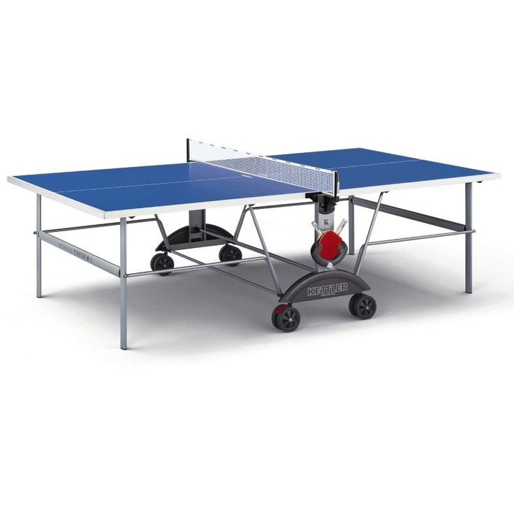 Kettler Top Star Outdoor Table Tennis Table - 7172-000