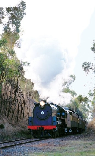 SteamRanger Tourist Railway - Victor Harbor