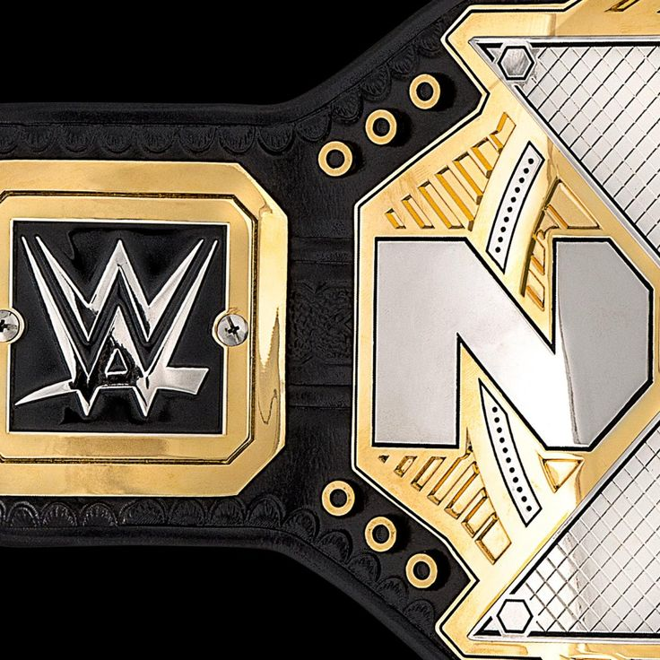 Der neue NXT Women's Championtitel: Fotos