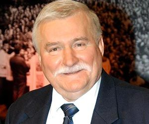 Lech Walesa is a former president of Poland and a Nobel Peace Prize Winner. He is also a humanitarian and a co founder of 'Solidarity', the Soviet's bloc's