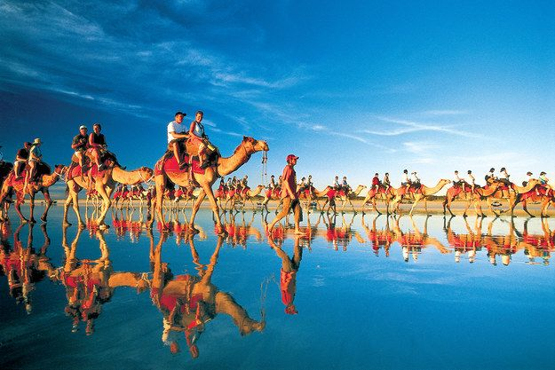 Cable Beach, Broome | 11 Epic Australian Places You Should Probably Visit Someday