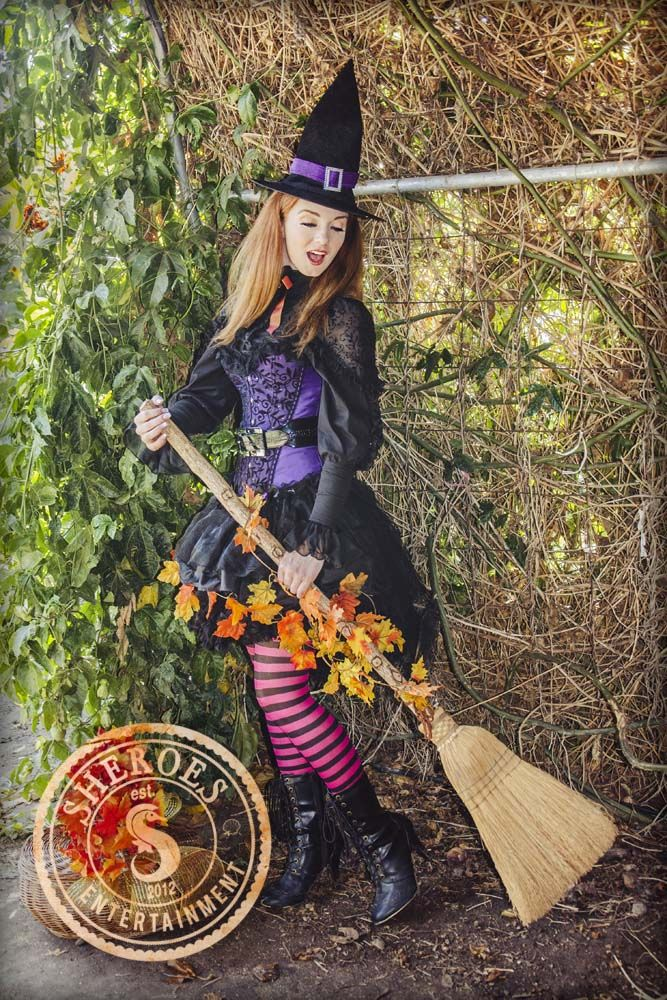 35 best The Good Witch Halloween Party Character for Kids images ...