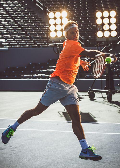 Roger Federer - Nike