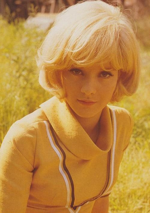 Sylvie Vartan, looking very Pagan Jones.