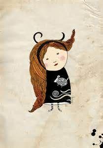 Kristina Sabaite > Aries girl