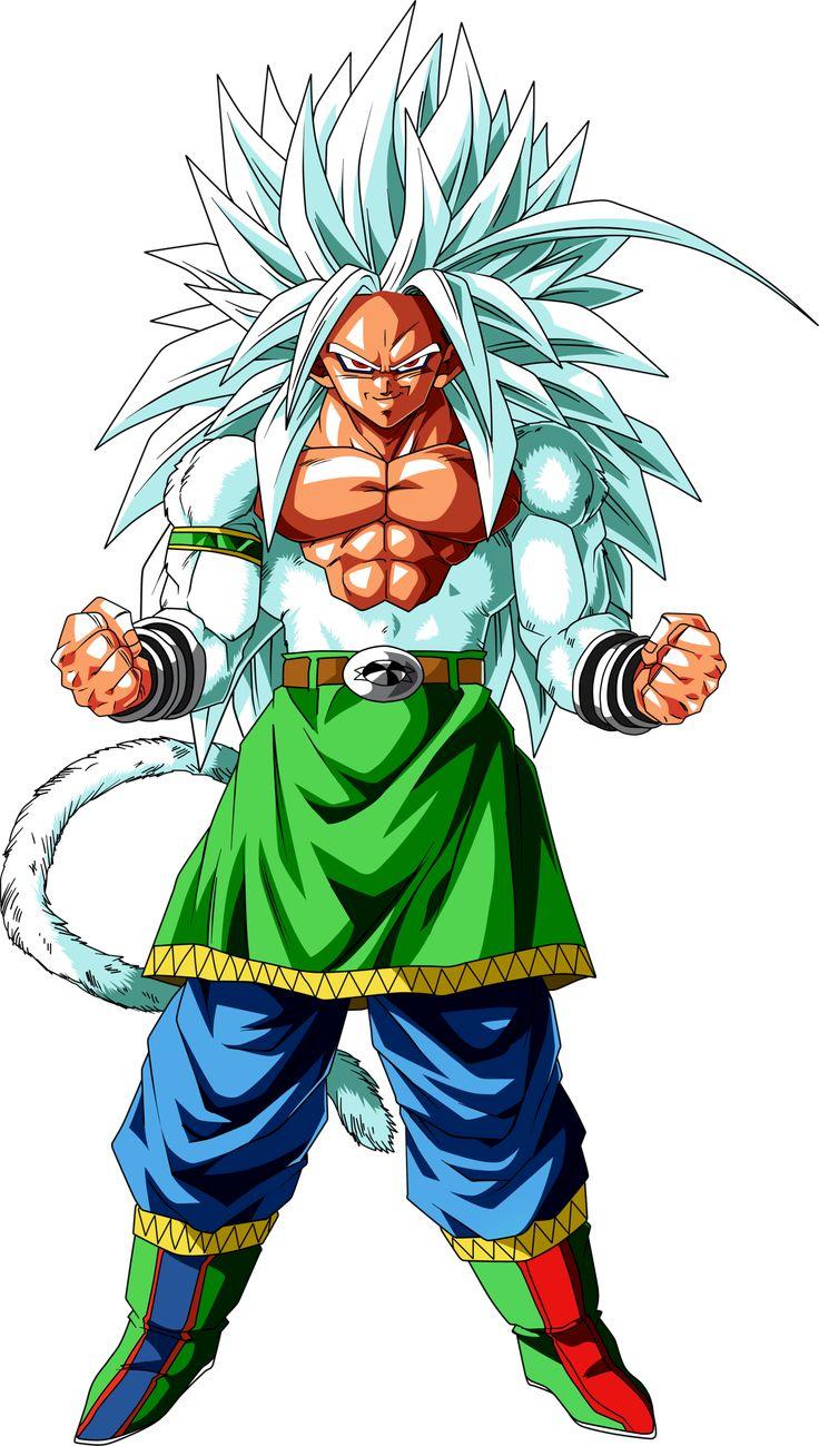 Goku super saiyan 5 google search visit now for 3d - Dragon ball z 4 ...