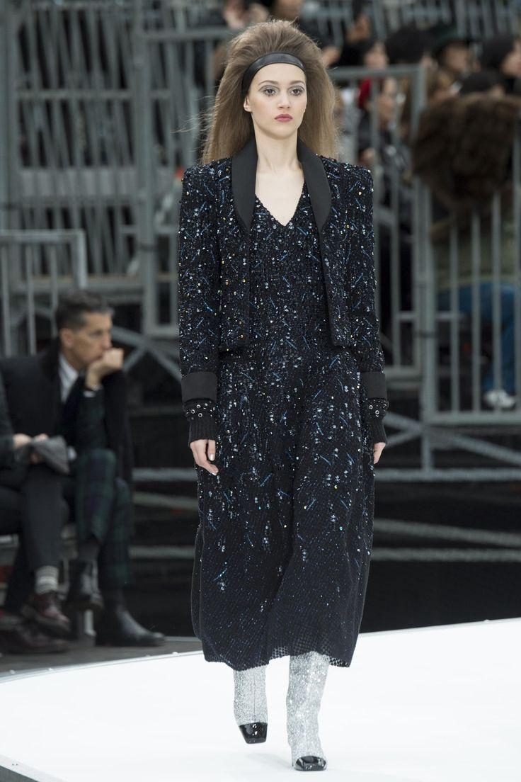 Défilé Chanel prêt-à-porter femme automne-hiver 2017-2018 88