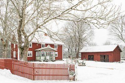 JULREPORTAGE: En gammaldags jul från den småländska skogen - Lantliv 12/2015   Av Anna Truelsen, foto Carina Olander   Anna Truelsen inredningsstylist