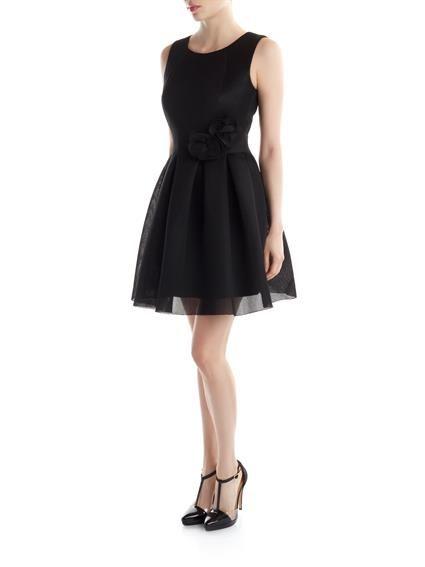 L'inno alla femminilità di Rinascimento abbigliamento primavera estate 2015 Rinascimento abito fiore rete 89.00 euro