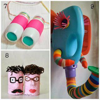 Riciclattoli (e dintorni...): upcycled diy toys