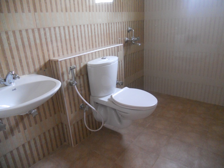 BREN Trillium - G + 5 suite of 2 / 3 BHK Apartments near Electronic City Phase II, Common Toilet - In Naganathapura, near Mico Boasch, Azim Premji University