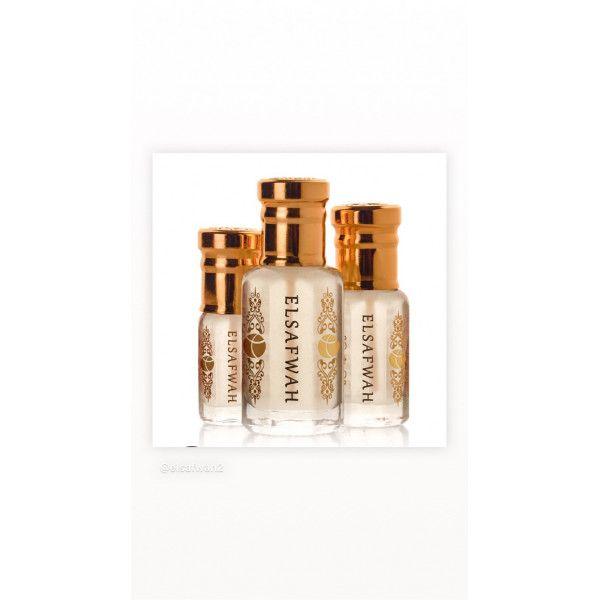 مسك الطهارة الابيض Elsafwah Perfume Bottles Perfume Bottle
