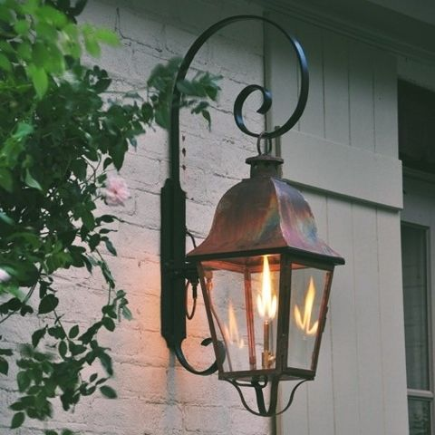 I Really Want A Gas Lamp