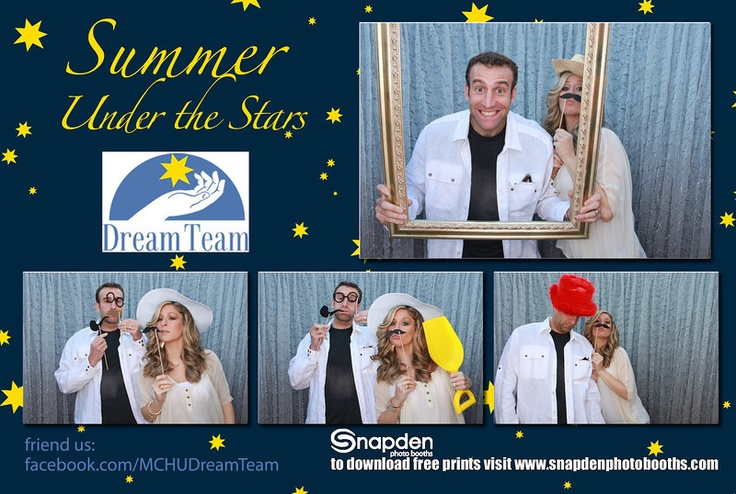 Summer Under the Stars - graphics