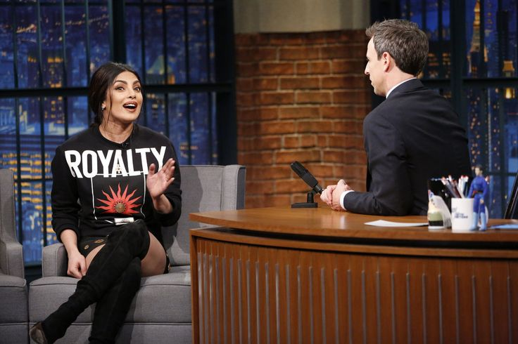 Priyanka Chopra appears on 'Late Night With Seth Meyers'  , http://bostondesiconnection.com/priyanka-chopra-appears-late-night-seth-meyers/,  #PriyankaChopraappearson'LateNightWithSethMeyers'