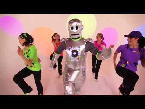 Dooby Wop - The Robot Song - ThePolkadots - YouTube