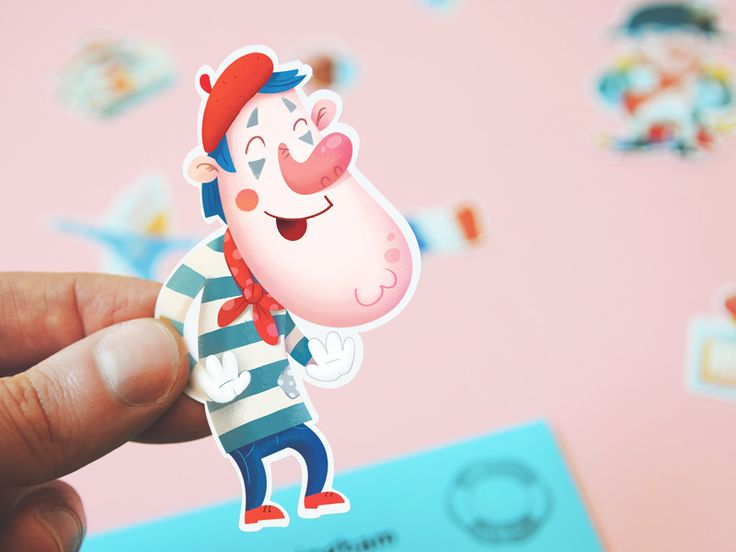 Mime by Andrey Gargul