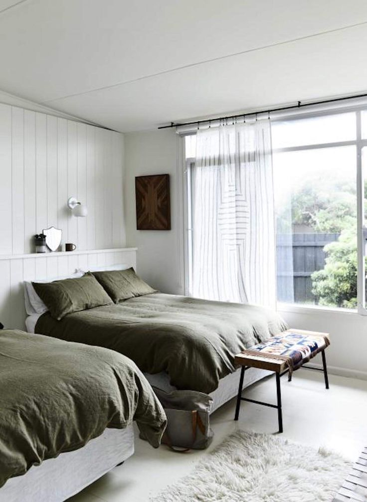 Bedroom | Anglers Shack by Simone Haag | est living