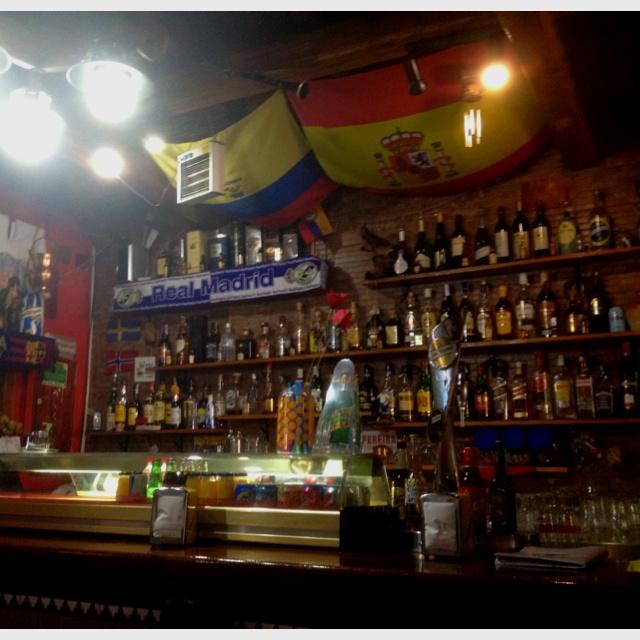 """Restaurante colombiano """"La Herradura"""" en Torremolinos"""