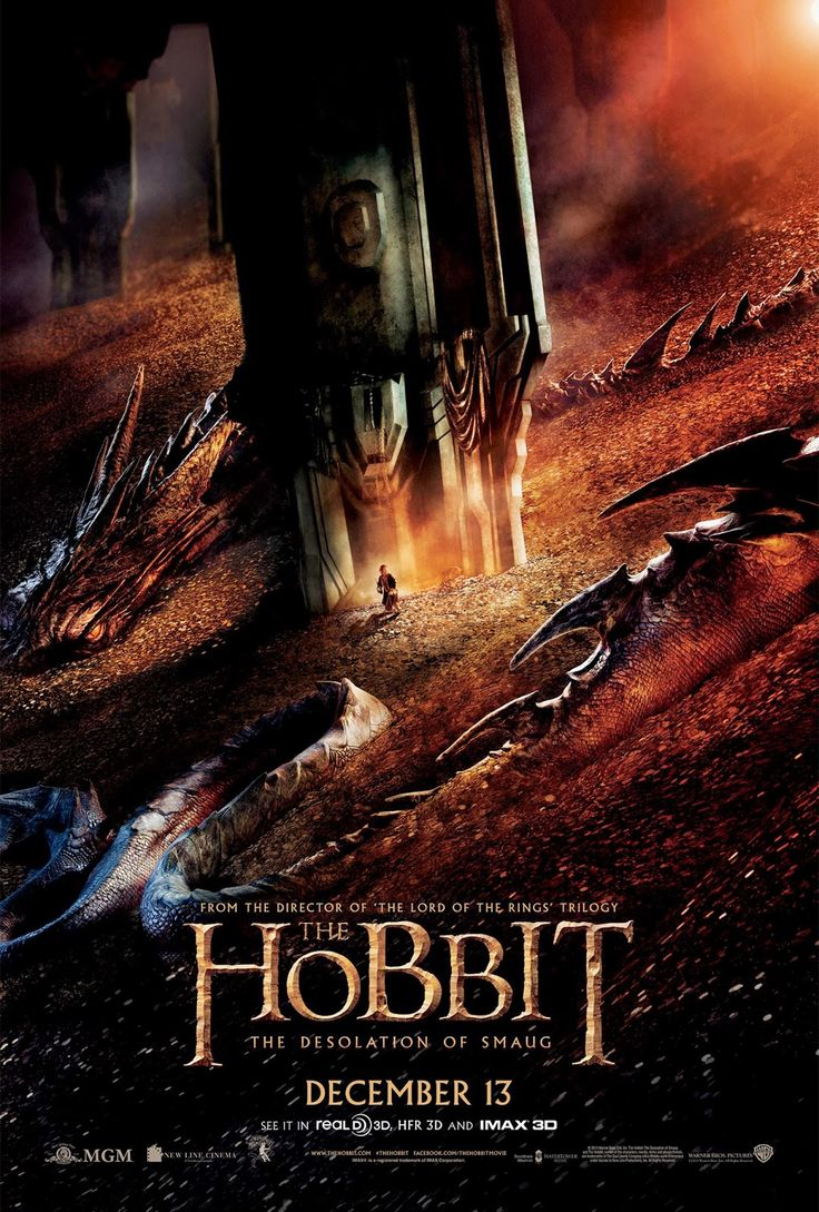 "25 - 7/6/14: ""The Hobbit: The Desolation of Smaug."" Only watched this because we'd already Redboxed it. It was better than the first Hobbit but still very disappointed. It certainly does not live up to the LOTR trilogy. Slow pace, Crappy acting, bad special effects = huge disappointment."