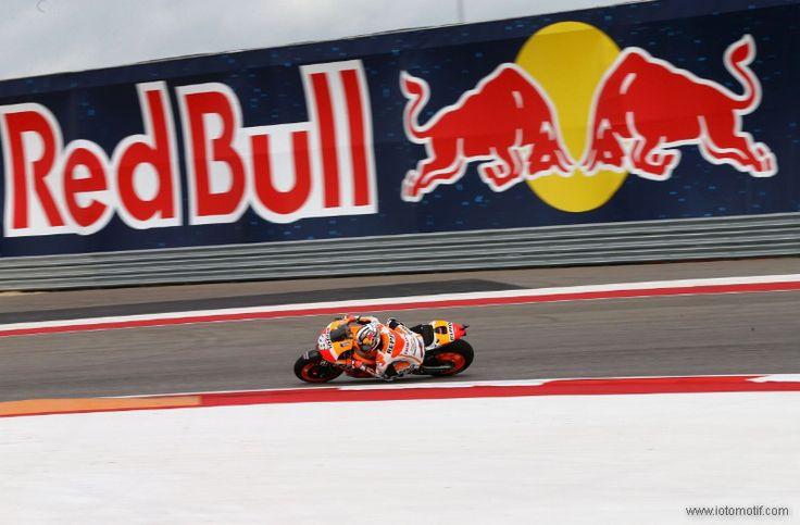 MotoGP Austin 2014: Pedrosa Yakin Mampu Memperkecil Jarak Dengan Marquez - http://www.iotomotif.com/motogp-austin-2014-pedrosa-yakin-mampu-memperkecil-jarak-dengan-marquez/23156 #DaniPedrosa, #JorgeLorenzo, #MarcMarquez, #MotoGP2014, #MotoGPAmerika2014, #MotoGPAustin2014, #ValentinoRossi