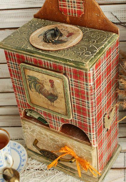 Купить или заказать большой чайный домик КАНТРИ в интернет-магазине на Ярмарке…
