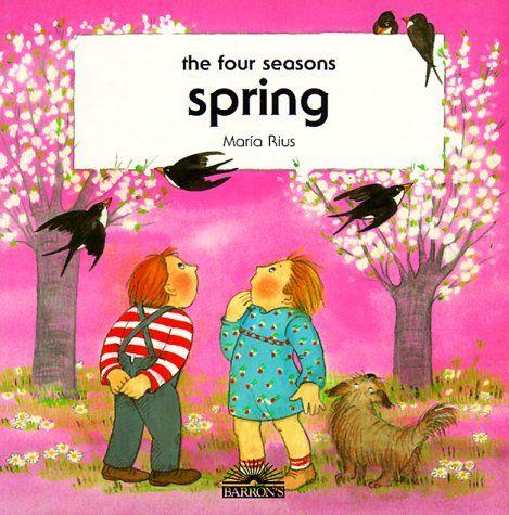 Spring (Four Seasons) by Maria Rius