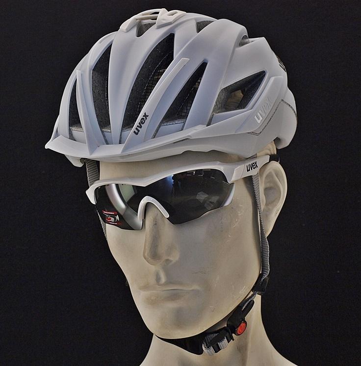 wir verlosen zwei Sets bestehend aus Uvex Helm und Uvex Brille, Wert ca 250,00 Euro pro Set (!) ... werde Fan von uns bei Facebook und gewinne eins der beiden Sets ! www.facebook.com/cucumabikes