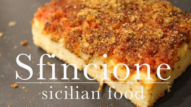 Sfincione Palermitano | Sicilian Food | CasaSuperStar