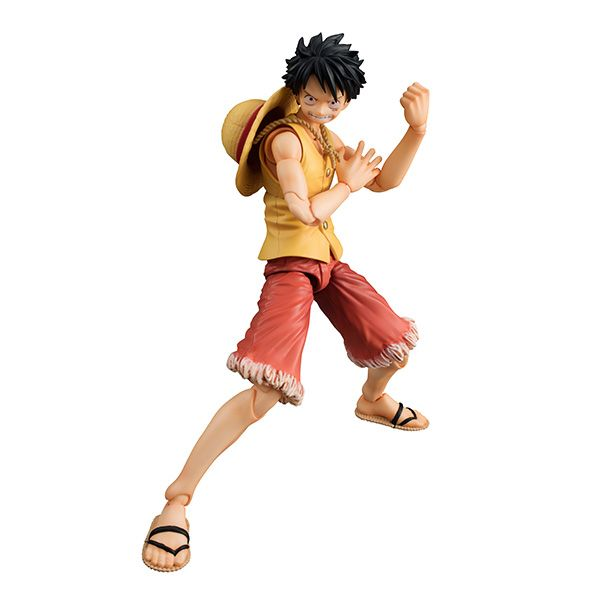 Variable Action Heroes - Luffy - Past Blues Ver.