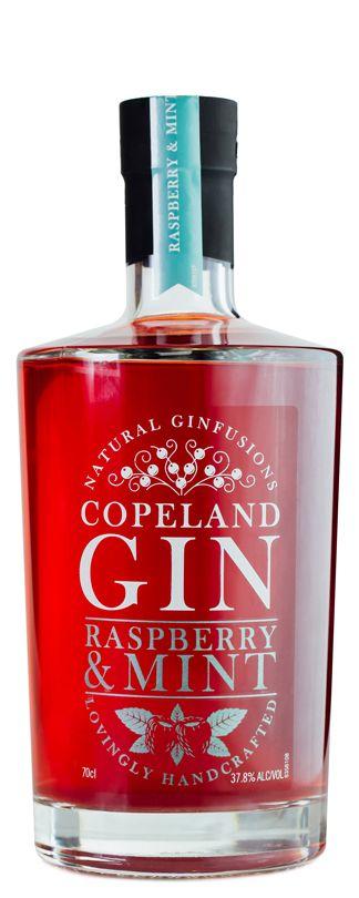 Copeland Gin Raspberry Mint