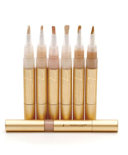 Jane Iredale concealer..fabulous! Not only do these conceal, they brighten and add an overall lift to the face! #KimberlyBeauty #Highlight #InstaFaceLift
