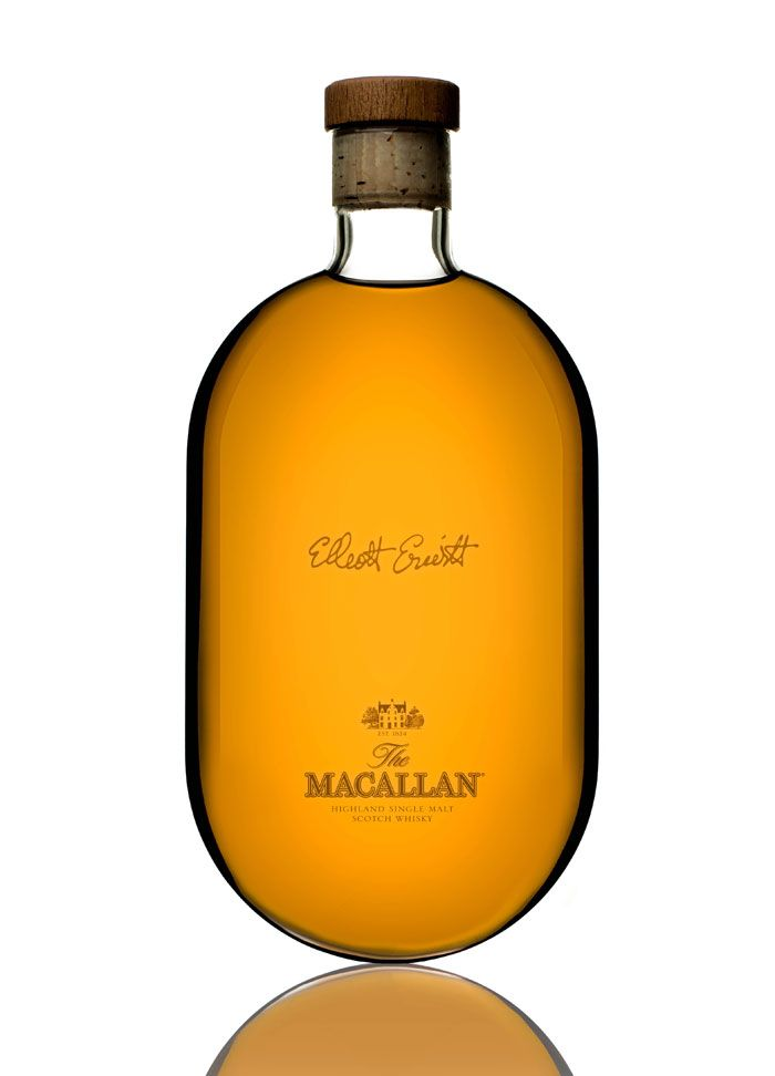 Macallan Single Malt Scotch Whiskey Masters of Photography Series (4th Edition)