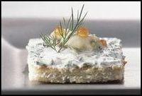 Tartaar van oesters en kruidige roomkaas - Weekend Knack !