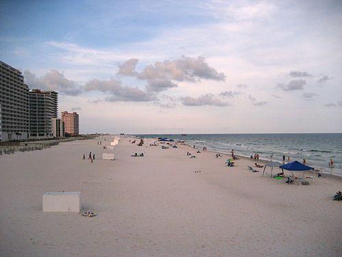 Gulf Shores, Alabama - Wikipedia, the free encyclopedia