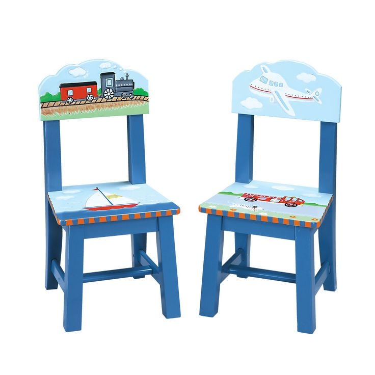 The Perfect Add On To Your Guidecraft Transportation Table And Chair Set,  The Guidecraft Transportation Extra Chairs Make This Delightful Set Of  Furniture ...