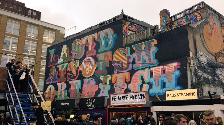 Posted on Urbello LAST DAYS OF SHOREDITCH overview by @Adzvice