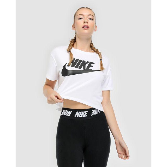Camiseta de mujer Sportswear Essential Nike | Camisetas ...
