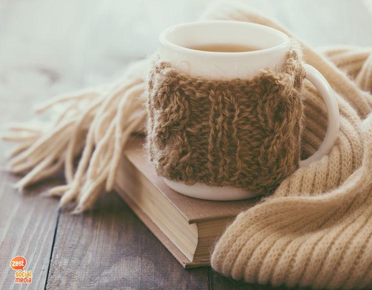 #cosy #winter #tea #book
