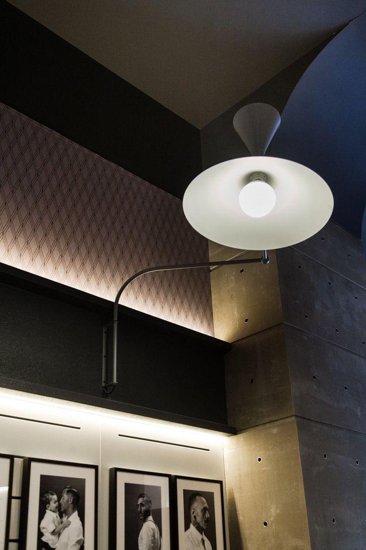 17 best images about nemo lighting on pinterest luxury loft design and mob - Lampe de marseille le corbusier ...