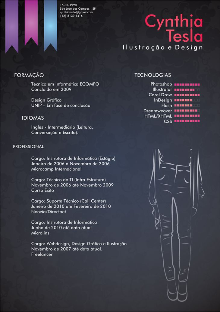 The 25+ best Fashion resume ideas on Pinterest Fashion designer - informatica administration sample resume