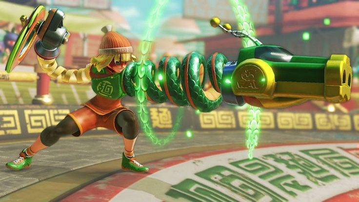 Arms for Nintendo Switch: Everything you need to know. Arms for Nintendo Switch: Everything you need to know.  Armas is Nintendo's first game with the new IP for the Nintendo Switch and will soon be released. So far we have had sequels, or ports of existing games like The Legend of Zelda...  #NintendoSwitch #giveaway #Zelda #Splatoon2 #Switch #AbanTech #technology #Innovation  #win #Nintendo #BreathoftheWild #MK8D #contest #game #Nintendo #arms