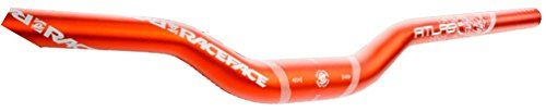 Race Face Atlas Mountain Bike Handlebar (Orange, 31.8-mm Clamp, 785-mm Wide, 1.25-Inch Rise)