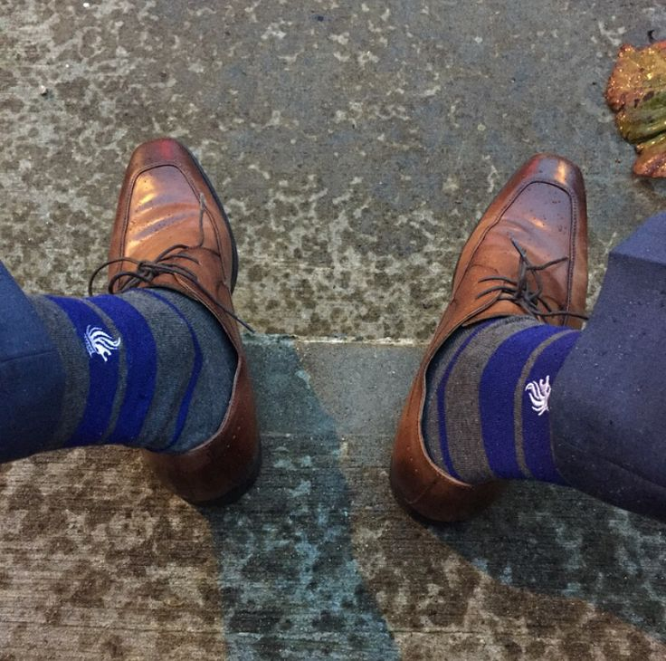 Even The Rain Won't Stop This Gentleman's Night Out | Great Socks • Great Style • Great Look | Visit Us At www.GentlemansCulture.com | Join The Movement, Become A Gentleman