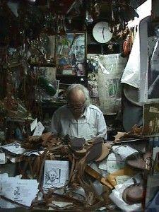 The Poet Sandalmaker of Athens